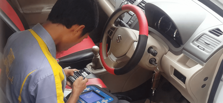 Ahli kunci karet tengsin, Jakarta Pusat